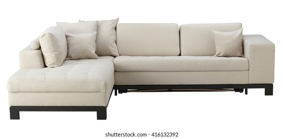 Corner Sofa Isolated Images, Stock Photos & Vectors ...