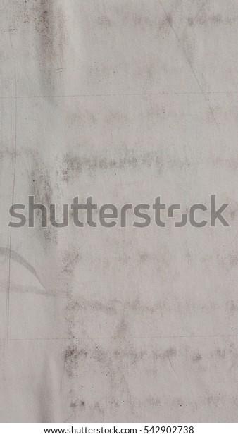 White corrugated cardboard useful as a background - vertical