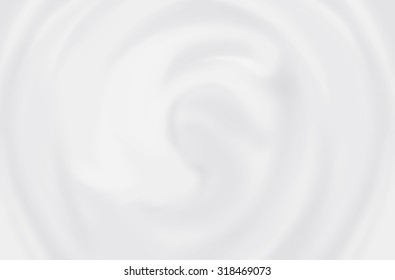 White Cosmetic cream with close up shot can use for background, illustration and other