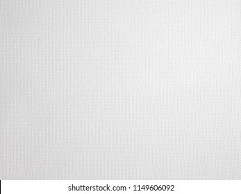 the white cotton fabric of uniform weave for cross stitch