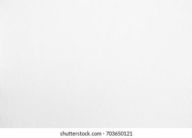 White Cotton Texture Background.
