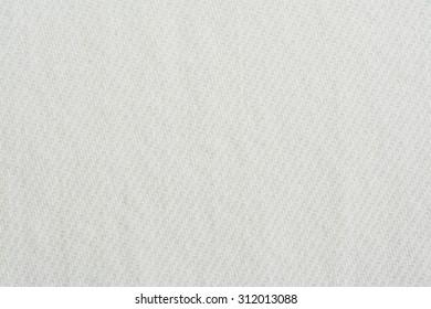 White Denim Background Horizontal Photograph