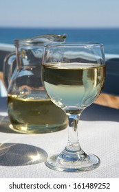 white domestic wine
