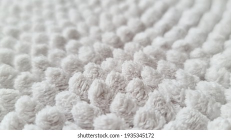 White dotted texture