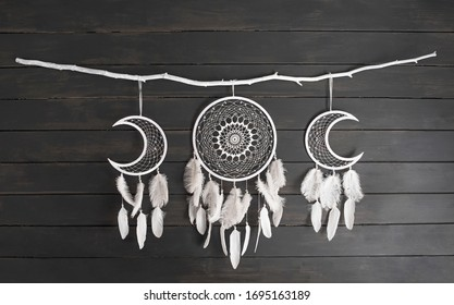 Dream Catcher Black And White Stock Photos Images Photography Shutterstock