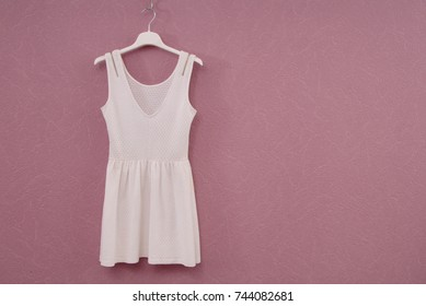 white dress, summery frock, cotton gown,  ladies' wear;
