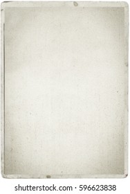 white empty old vintage paper background. Paper texture