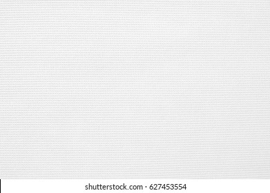 White fabric background