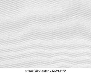 White fabric background, beautiful pattern