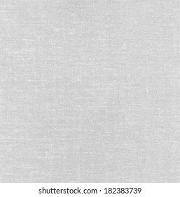 White fabric texture.  Abstract canvas background.