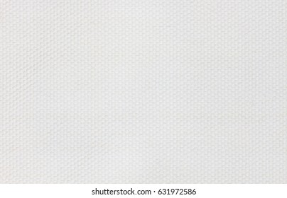 White fabric texture, cotton fabric pattern texture