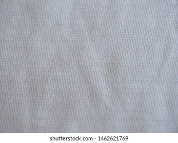 white fabric texture useful as a background