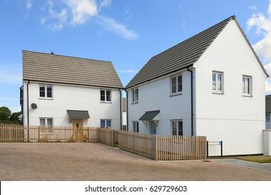 White family house,England