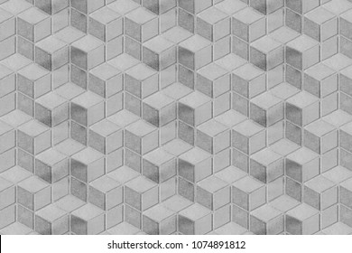 White Geometrical Architecture Symmetrical Rhombus Or Diaper Repeated Pattern Vertical Background Texture Wallpaper