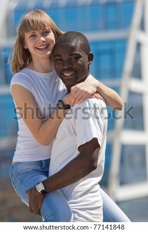 do white girls like black boys
