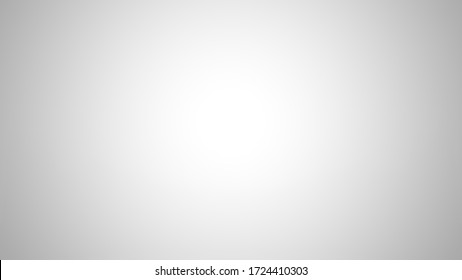 White gradient background. White Background