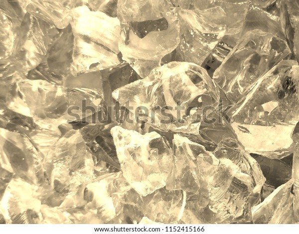 white and gray background shattered glass
