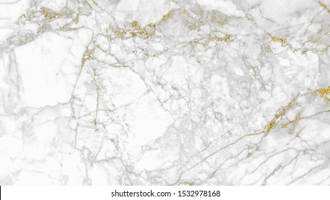 White gray and gold marble texture pattern background with high resolution design for cover book or brochure, poster, wallpaper background or realistic business