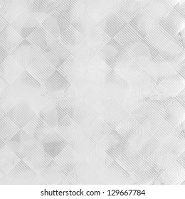 White and gray grid abstract background with subtle monotone weathered distressed textures