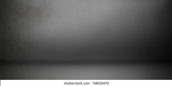 white and gray wall and studio room background