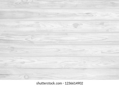 White or gray wood wall texture with natural patterns background