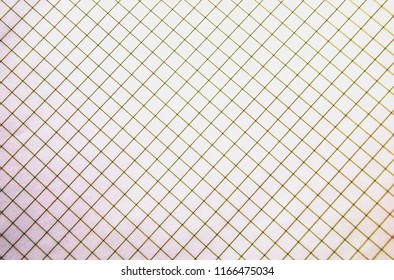 White and green Rhomboid design. Rhomboid pattern. Backdrop.