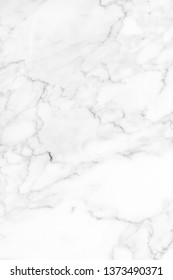 White or grey marble texture background pattern with high resolution.  Can be use wallpaper