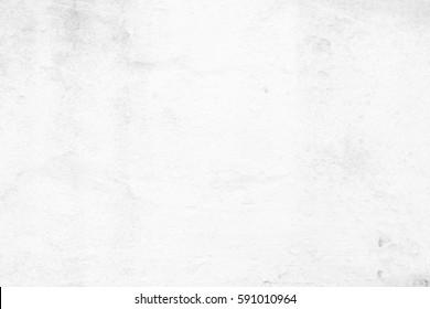 White Grunge Cement Texture Background.