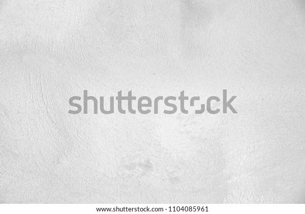 White grunge concrete wall texture background ,Cement texture ,art background