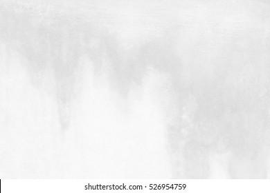 White Grunge Wall Background.