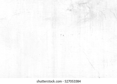 White Grunge Wall Background.