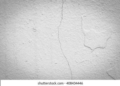 white grunge wall texture.