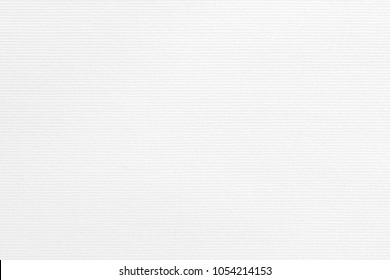 White horizontal striped paper surface for background. White striped paper texture.