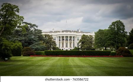 White House DC, Politics trump