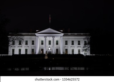 White House, home of the United States President