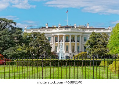 White House is located in the capital of the United States, Washington D.C. It is a presidential workplace and residence. The construction started in 1792 and was completed in 1800.