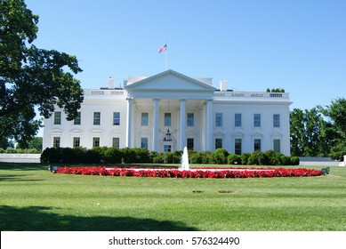 White House in May