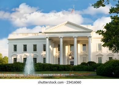 white house NYC USA