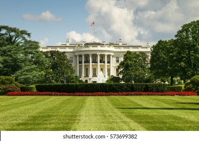 The White House, the official residence of the president of the United States of America