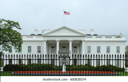 The White House - The official residence of the President of the United States in Washington, D.C.