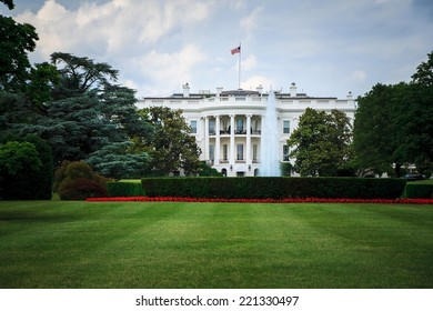 The White House - the official residence and principal workplace of the President of the United States in Washington, DC.