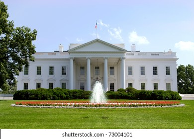 White House. Official residence and principal workplace of the President of the United States. Located at 1600 Pennsylvania Avenue NW in Washington, D.C.
