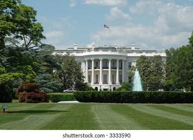 White House South Lawn Washington, D.C.