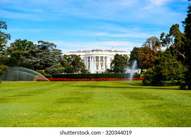 White House, the US President Residence, Washington DC, Virginia