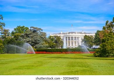 White House, the US President Residence, Washington DC, Virginia