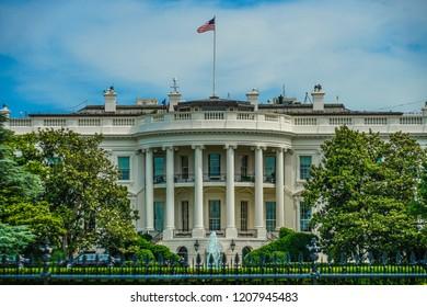 White House , Washington D.C.
