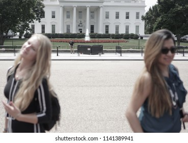 The White House, Washington DC, July 22th 2018