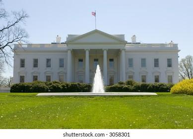 White House Washington DC travel series 38