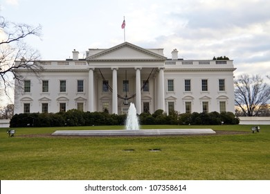 White House, in Washington DC, United States of America