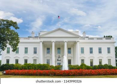 White House - Washington D.C. United States of America